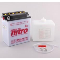 NITRO 12N12A-4A-1 ouvert avec pack acide