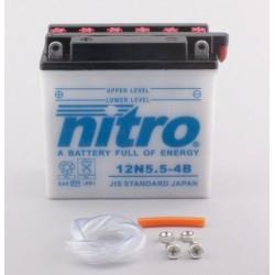NITRO 12N5.5-4B ouvert sans acide