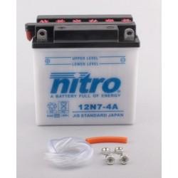 NITRO 12N7-4A ouvert sans acide