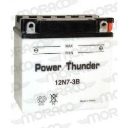 Batterie Power Thunder 12N7-3B