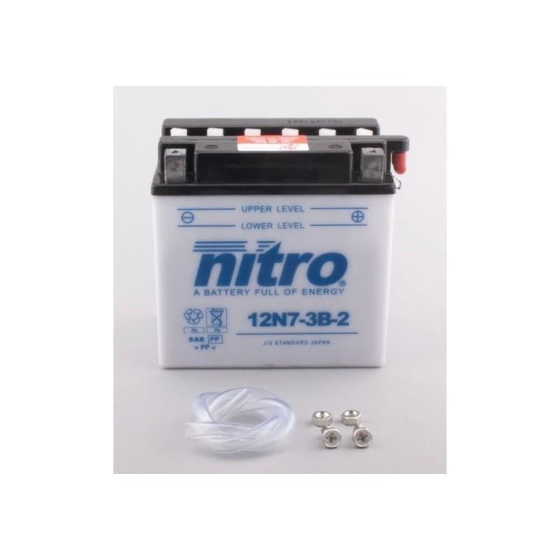 NITRO 12N7-3B-2 ouvert sans acide