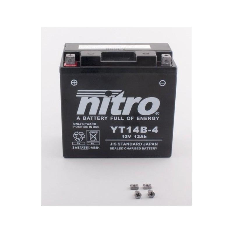 NITRO YT14B-4 AGM ferme