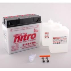 NITRO 51814 ouvert avec pack acide