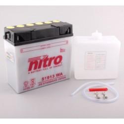 NITRO 51913 ouvert avec pack acide