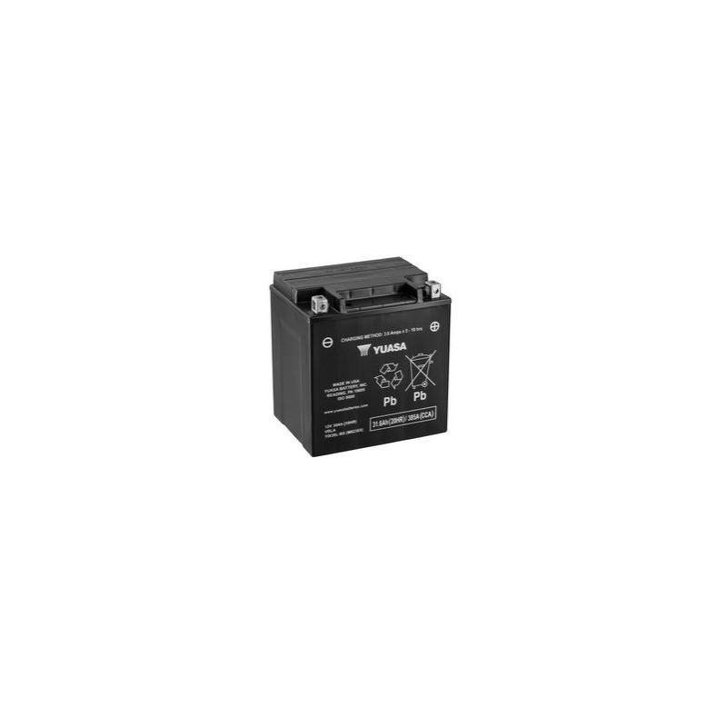 Batterie YUASA pour moto YIX30L-BS