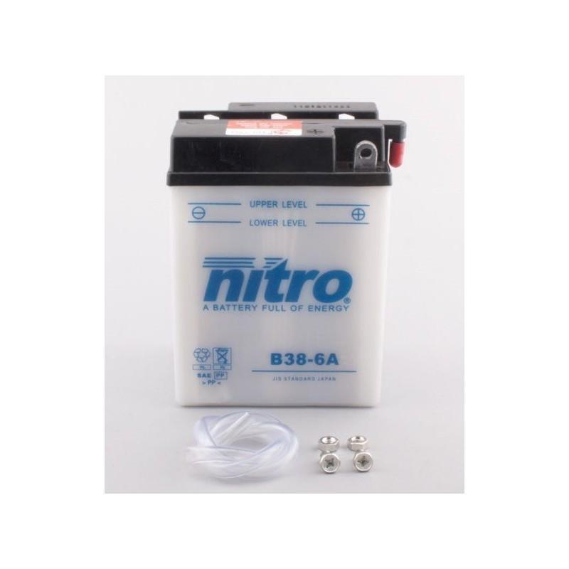 NITRO B38-6A ouvert sans acide