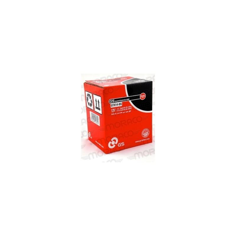 Batterie Moto GS GTX14-BS