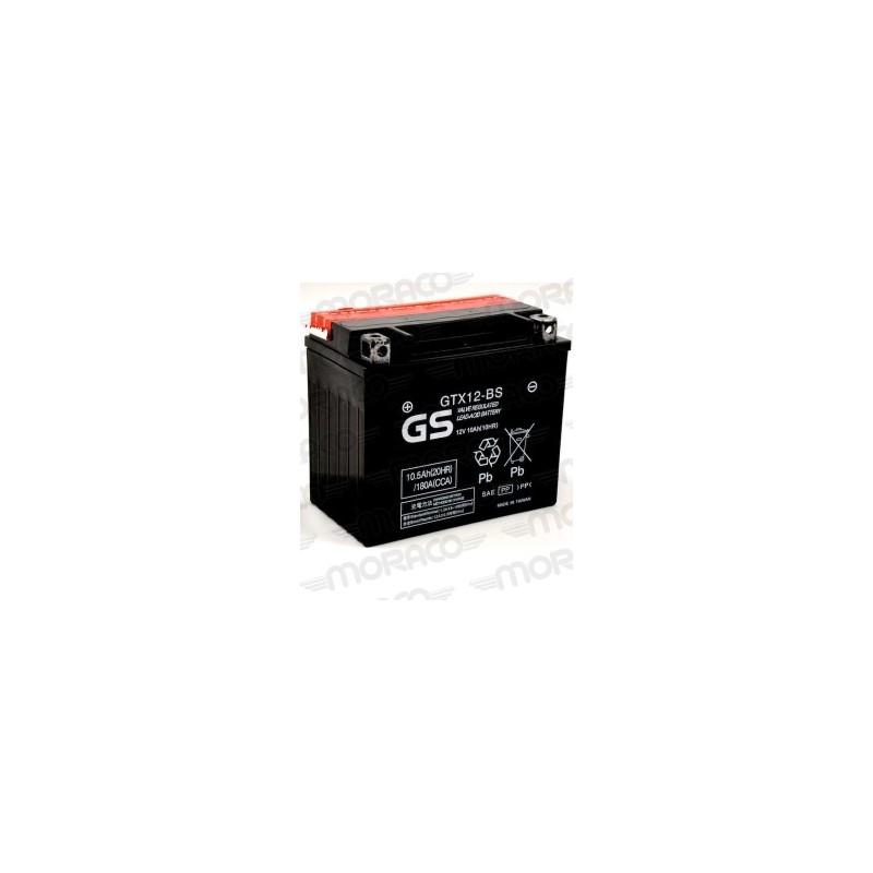 Batterie Moto GS GTX12-BS