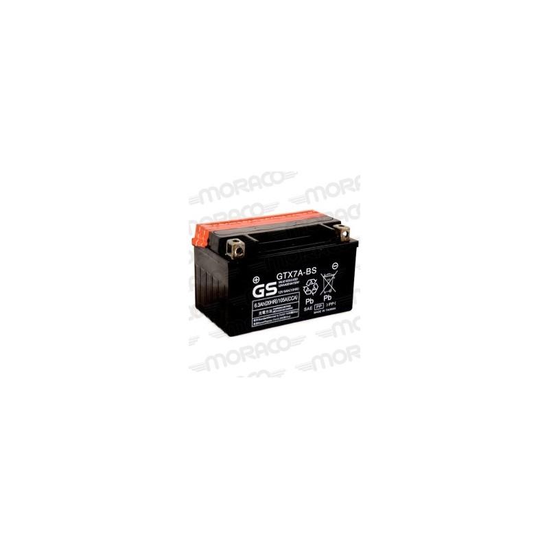 Batterie Moto GS GTX7A-BS