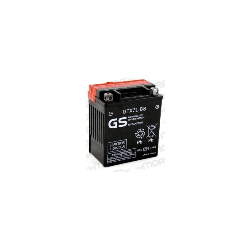 Batterie Moto GS GTX7L-BS