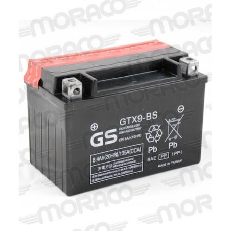 Batterie Moto GS GTX9-BS