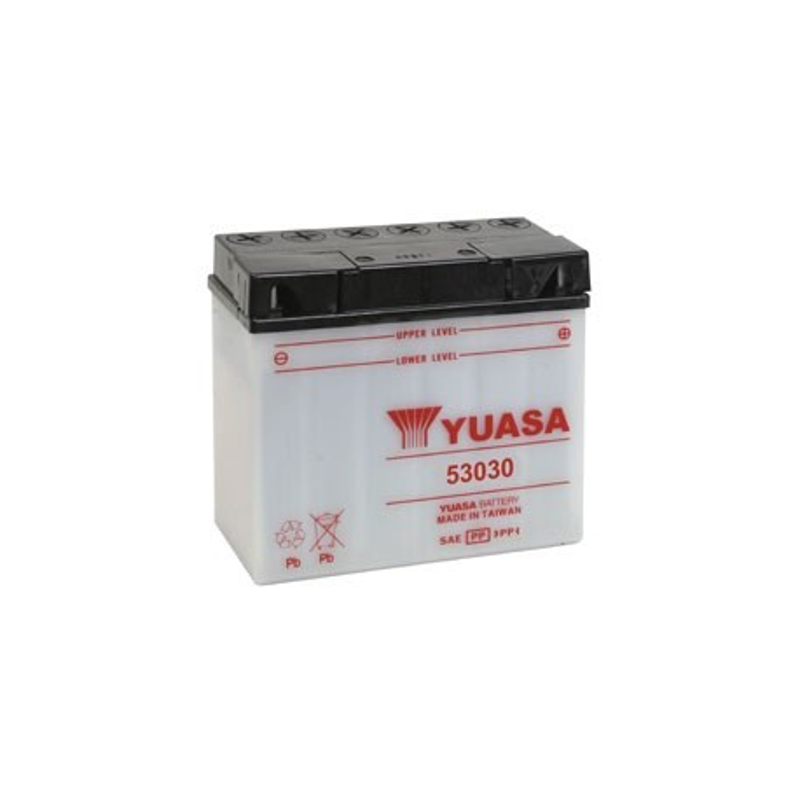 Batterie YUASA pour moto 53030