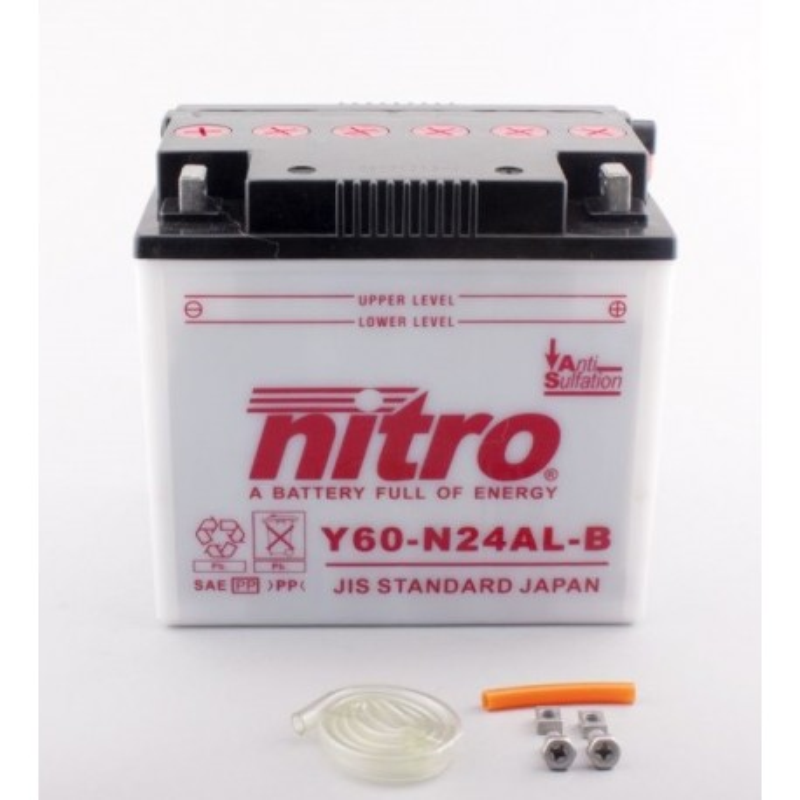 NITRO Y60-N24AL-B ouvert sans acide