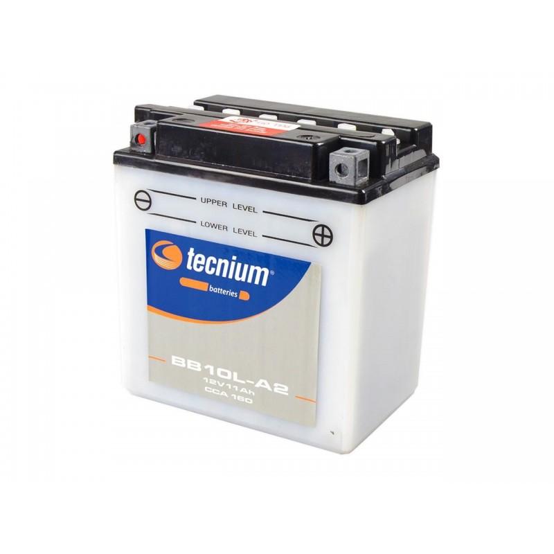 Batterie TECNIUM pour moto BB10L-A2