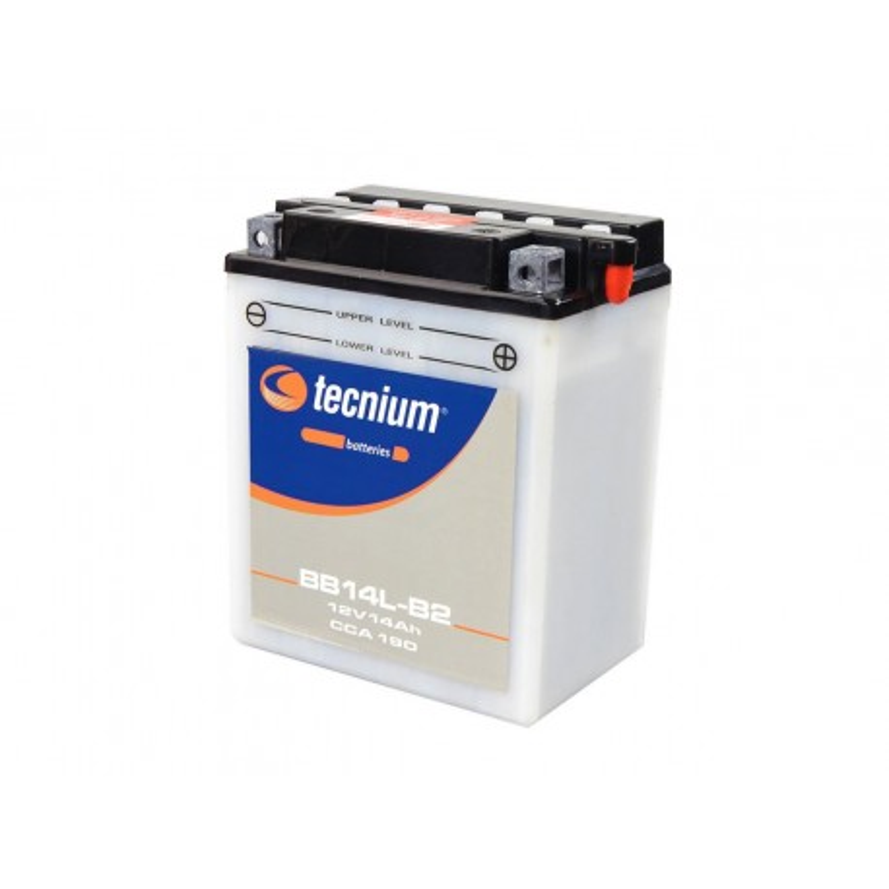 Batterie TECNIUM pour moto BB14L-B2