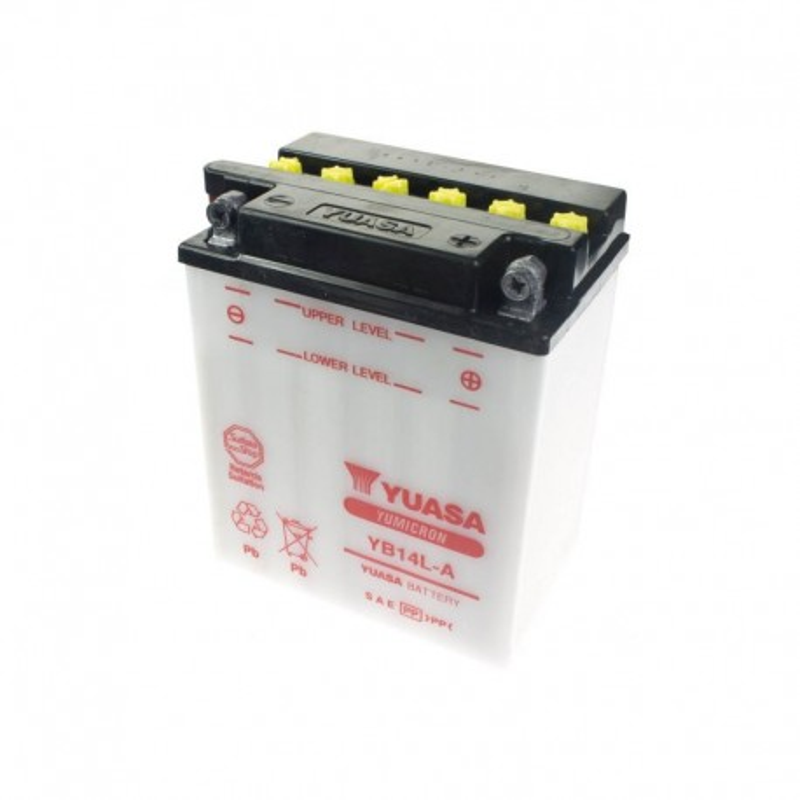 Batterie YUASA pour moto YB14L-A