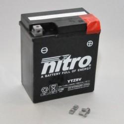 Batterie NITRO YTZ8V AGM GEL