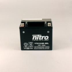 Batterie NITRO YTX12-BS GEL