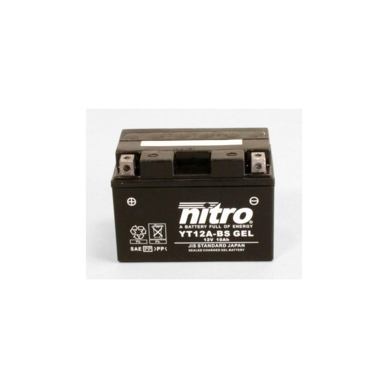 Batterie NITRO YT12A-BS GEL