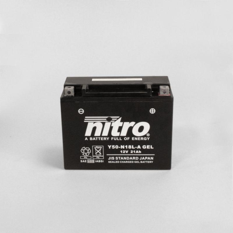 Batterie NITRO Y50-N18L-A GEL