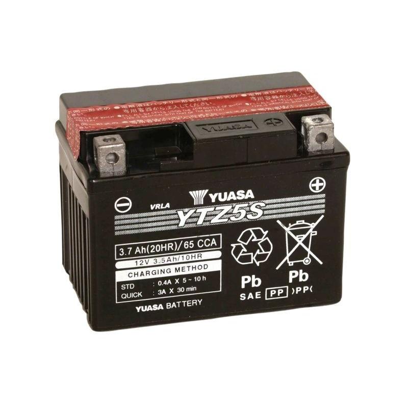 Batterie YUASA pour moto YTZ5S