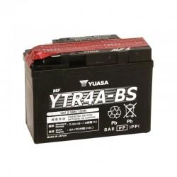 Batterie YUASA pour moto YTR4A-BS