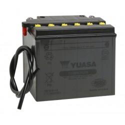 Batterie YUASA pour moto YB16-B-CX
