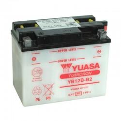 Batterie YUASA pour moto YB12B-B2