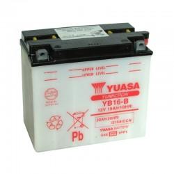 Batterie YUASA pour moto YB16-B