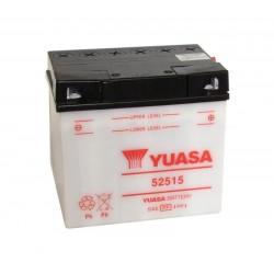 Batterie YUASA pour moto 52515