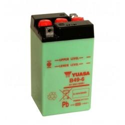 Batterie YUASA pour moto B49-6