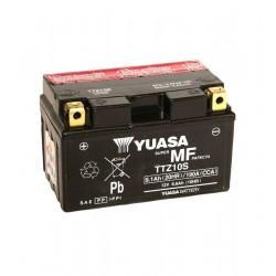 Batterie YUASA pour moto YUASA TTZ10S-BS AGM ouvert avec pack acide