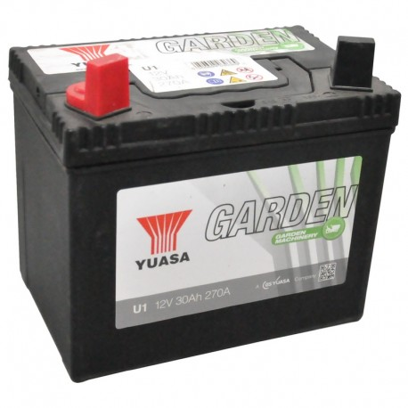 Batterie YUASA pour moto YUASA U1 AGM