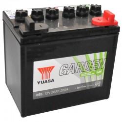 Batterie YUASA pour moto YUASA 895 AGM