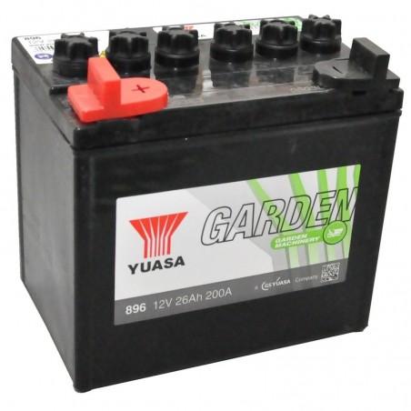 Batterie YUASA pour moto YUASA 896 AGM
