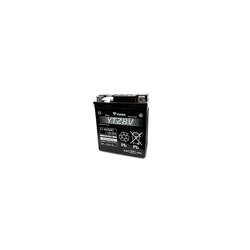 Batterie YUASA pour moto YUASA YTZ8V AGM