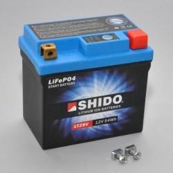 Batterie Lithium Ion SHIDO LTZ8V Lithium Ion