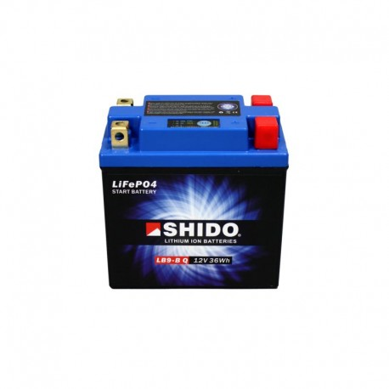 Batterie Lithium Ion SHIDO LB9-B Q Lithium Ion