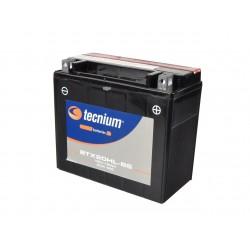 Batterie TECNIUM pour moto BTX20HL-BS