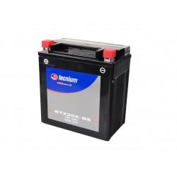 Batterie TECNIUM pour moto BTX20A-BS
