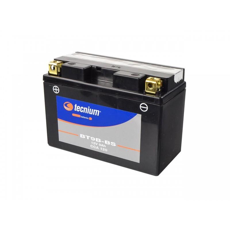 Batterie TECNIUM pour moto BT9B-BS