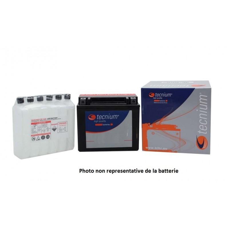 Batterie TECNIUM pour moto BT14B-BS