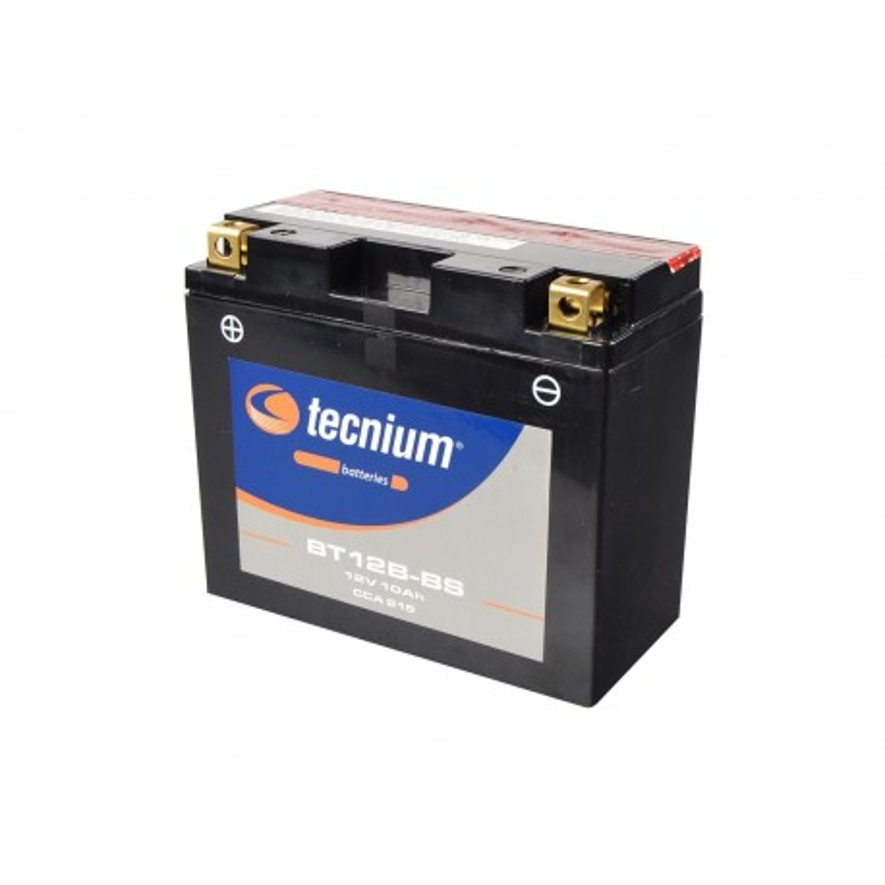 Batterie TECNIUM pour moto BT12B-BS