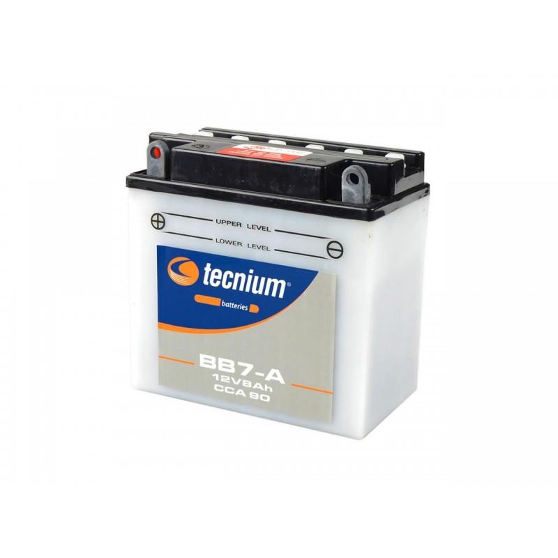 Batterie TECNIUM pour moto BB7-A