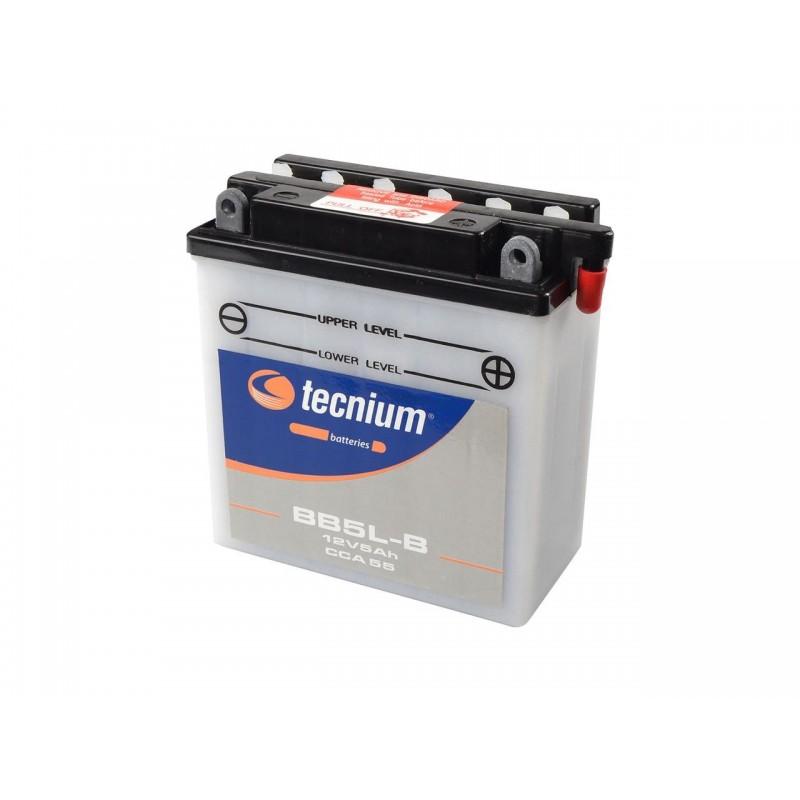 Batterie TECNIUM pour moto BB5L-B