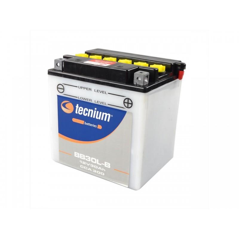 Batterie TECNIUM pour moto BB30L-B