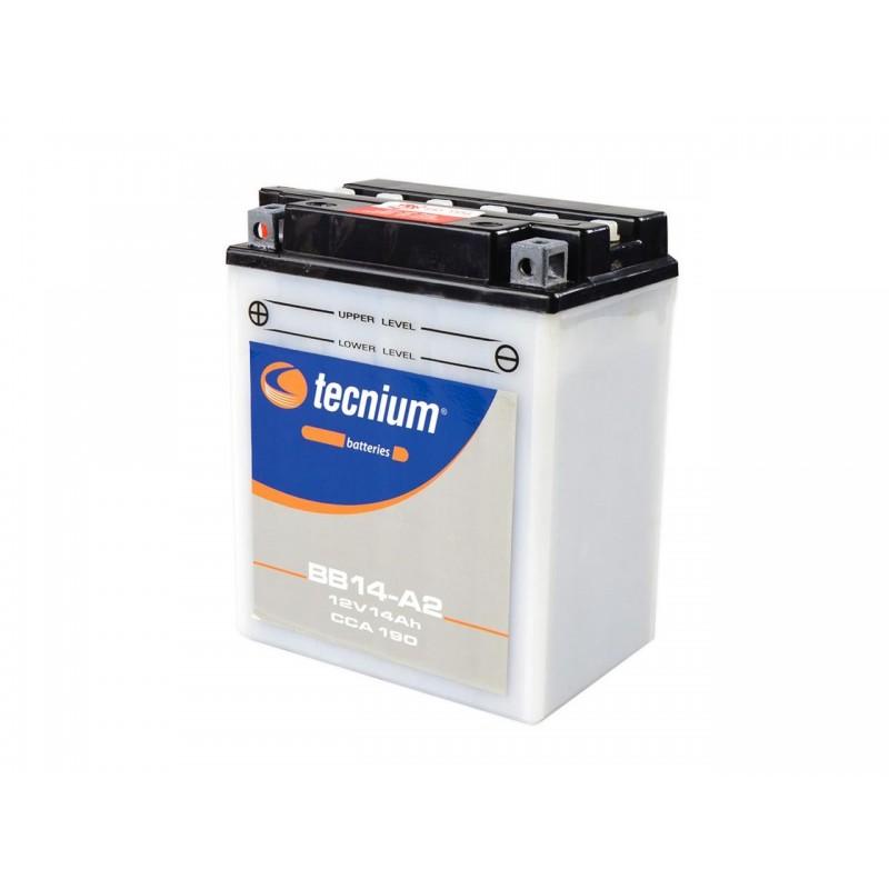Batterie TECNIUM pour moto BB14-A2