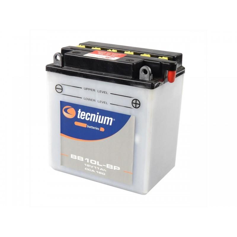 Batterie TECNIUM pour moto BB10L-BP