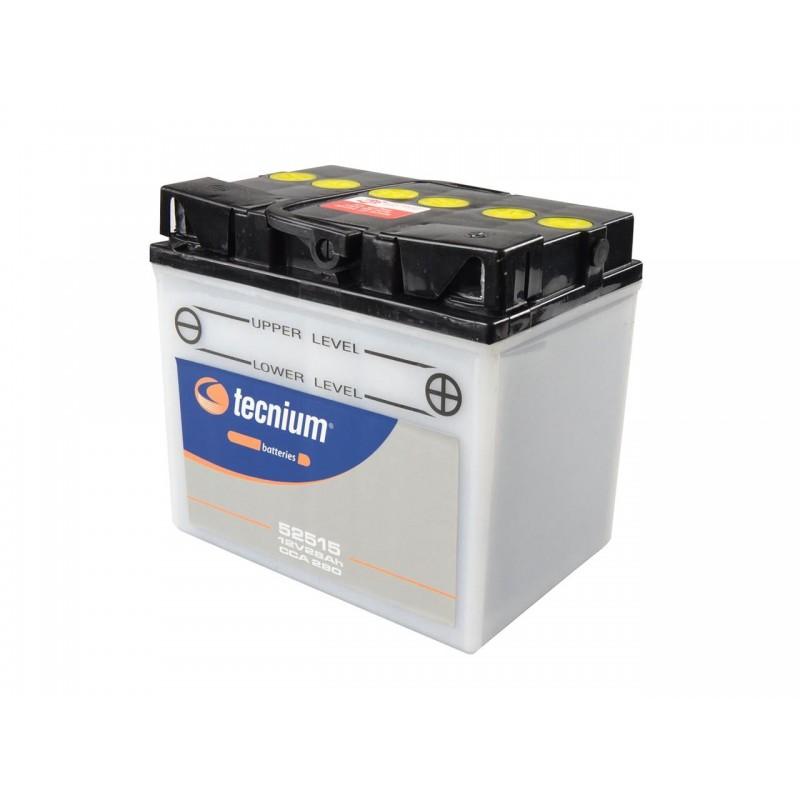 Batterie TECNIUM pour moto 52515