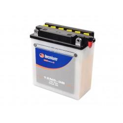 Batterie TECNIUM pour moto 12N5.5-3B
